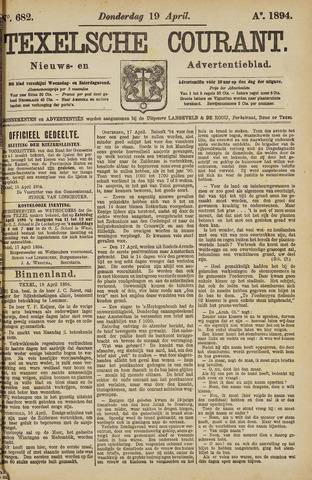 Texelsche Courant 1894-04-19