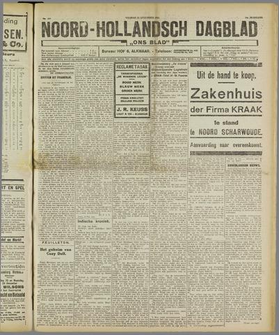 Ons Blad : katholiek nieuwsblad voor N-H 1921-12-23