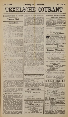 Texelsche Courant 1901-12-22