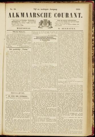 Alkmaarsche Courant 1883-08-15