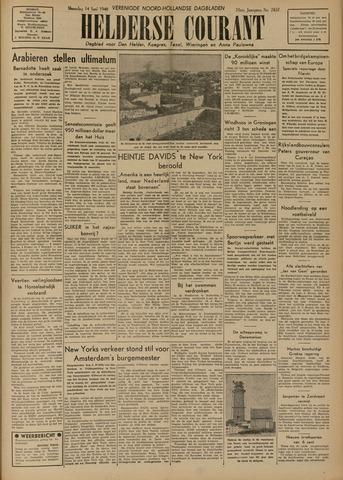Heldersche Courant 1948-06-14