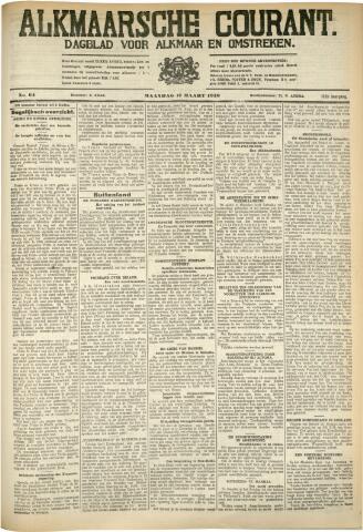 Alkmaarsche Courant 1930-03-17