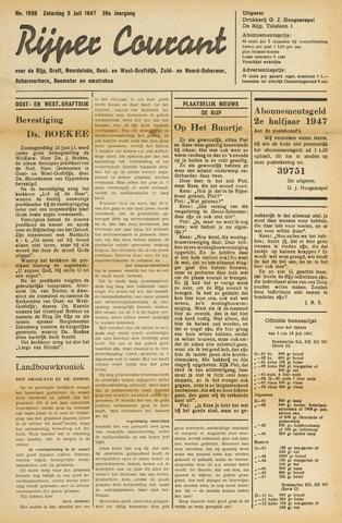 Rijper Courant 1947-07-05