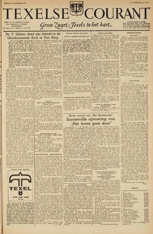 Texelsche Courant 1963-11-19
