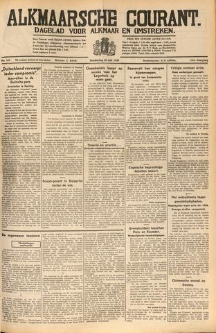 Alkmaarsche Courant 1939-07-20