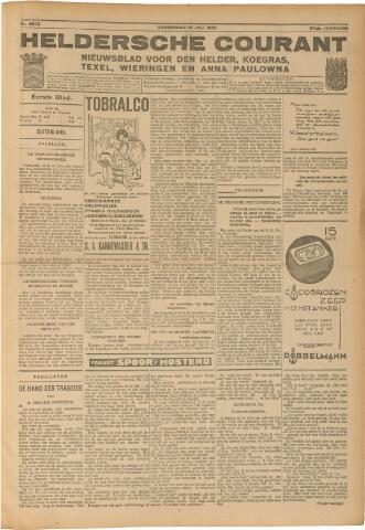 Heldersche Courant 1929-07-18