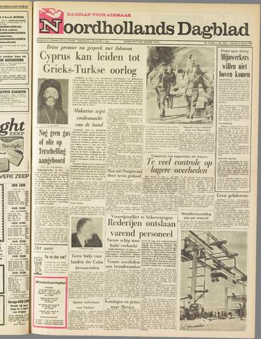 Noordhollands Dagblad : dagblad voor Alkmaar en omgeving 1964-02-15