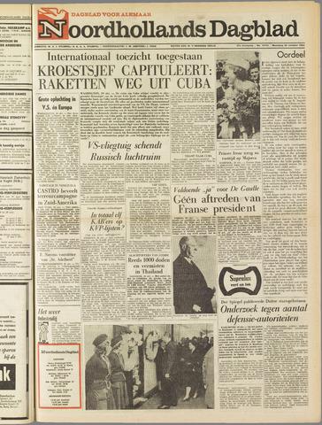 Noordhollands Dagblad : dagblad voor Alkmaar en omgeving 1962-10-29