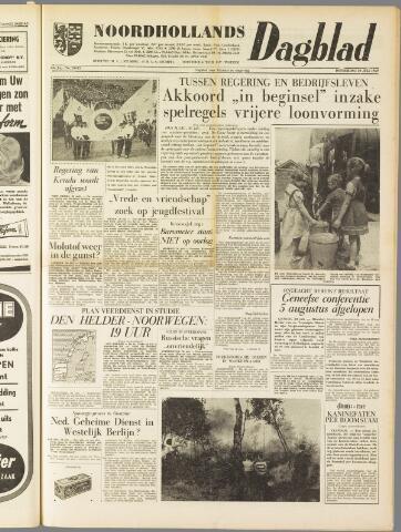Noordhollands Dagblad : dagblad voor Alkmaar en omgeving 1959-07-30