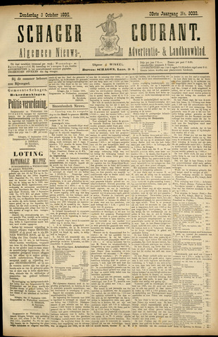 Schager Courant 1895-10-03