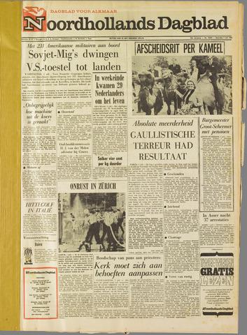Noordhollands Dagblad : dagblad voor Alkmaar en omgeving 1968-07-01