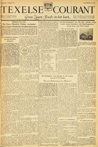 Texelsche Courant 1950-01-07