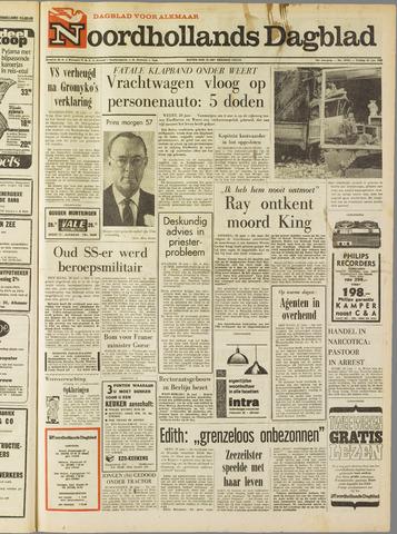 Noordhollands Dagblad : dagblad voor Alkmaar en omgeving 1968-06-28