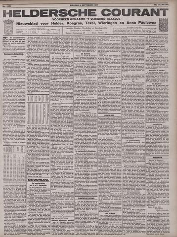 Heldersche Courant 1917-09-04