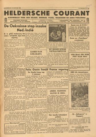 Heldersche Courant 1946-01-24