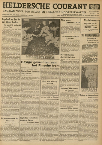 Heldersche Courant 1941-07-10
