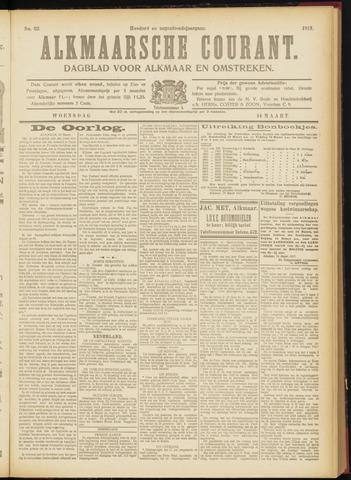 Alkmaarsche Courant 1917-03-14