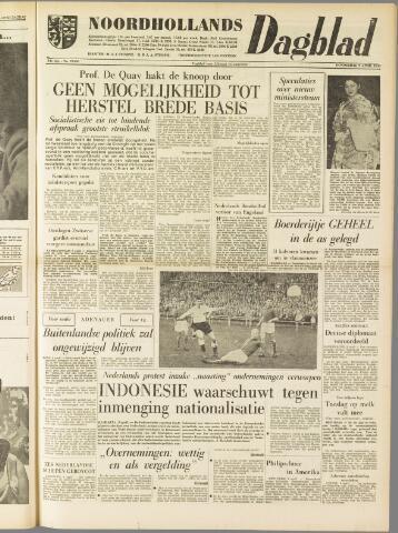 Noordhollands Dagblad : dagblad voor Alkmaar en omgeving 1959-04-09