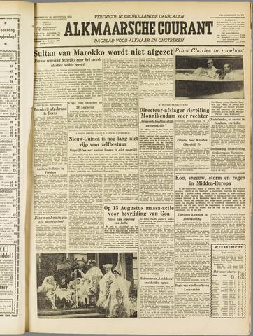 Alkmaarsche Courant 1955-08-10