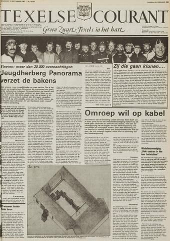Texelsche Courant 1986-02-25