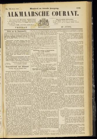 Alkmaarsche Courant 1900-06-29
