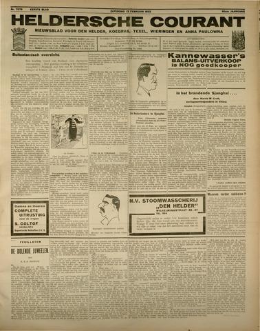 Heldersche Courant 1932-02-13