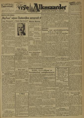 De Vrije Alkmaarder 1946-05-01
