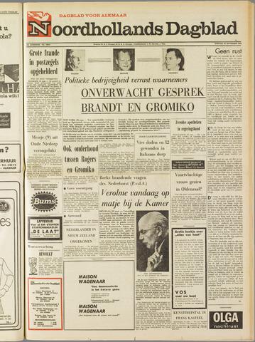Noordhollands Dagblad : dagblad voor Alkmaar en omgeving 1969-09-23