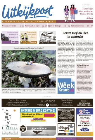 Uitkijkpost : nieuwsblad voor Heiloo e.o. 2011-09-28