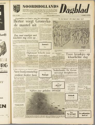 Noordhollands Dagblad : dagblad voor Alkmaar en omgeving 1959-06-06