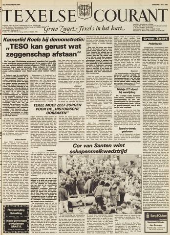Texelsche Courant 1980-07-08