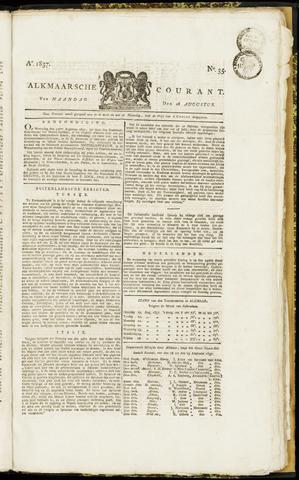 Alkmaarsche Courant 1837-08-28