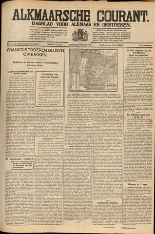 Alkmaarsche Courant 1939-01-28