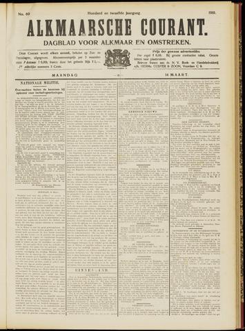 Alkmaarsche Courant 1910-03-14
