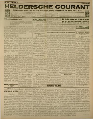 Heldersche Courant 1933-01-28