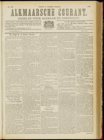 Alkmaarsche Courant 1918-07-18