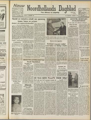 Nieuw Noordhollandsch Dagblad : voor Alkmaar en omgeving 1947-12-19