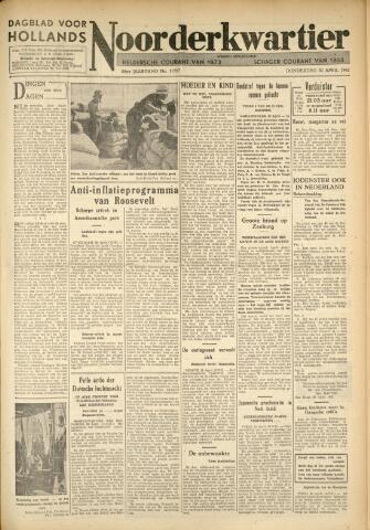 Heldersche Courant 1942-04-30