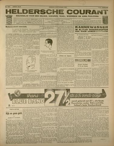 Heldersche Courant 1932-09-06