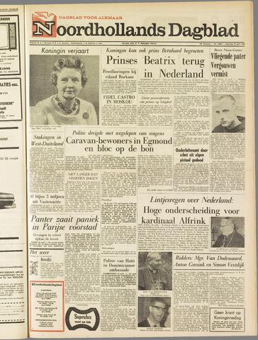 Noordhollands Dagblad : dagblad voor Alkmaar en omgeving 1963-04-29