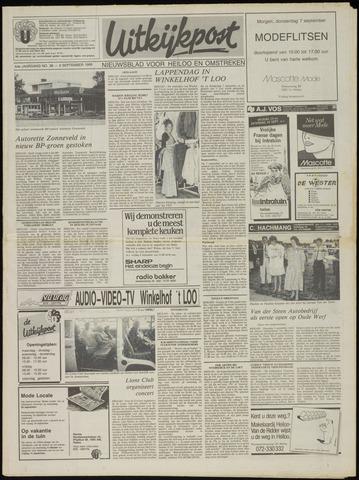 Uitkijkpost : nieuwsblad voor Heiloo e.o. 1989-09-06