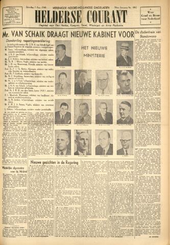 Heldersche Courant 1948-08-07