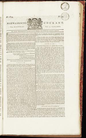 Alkmaarsche Courant 1834-09-29