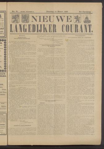 Nieuwe Langedijker Courant 1922-03-14