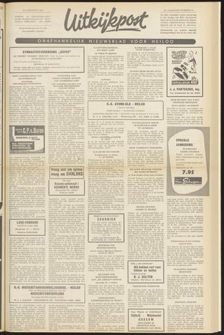 Uitkijkpost : nieuwsblad voor Heiloo e.o. 1964-08-20