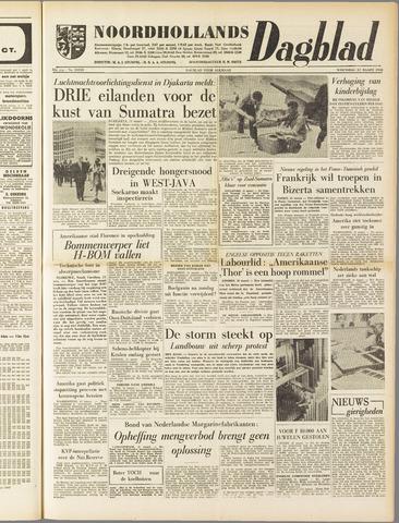 Noordhollands Dagblad : dagblad voor Alkmaar en omgeving 1958-03-12