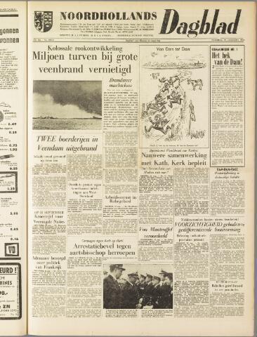 Noordhollands Dagblad : dagblad voor Alkmaar en omgeving 1959-08-22