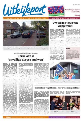 Uitkijkpost : nieuwsblad voor Heiloo e.o. 2017-04-26