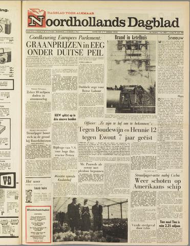 Noordhollands Dagblad : dagblad voor Alkmaar en omgeving 1963-03-29
