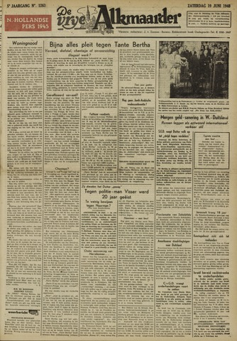 De Vrije Alkmaarder 1948-06-19